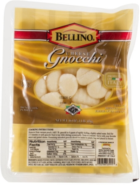 Bellino Cheese Gnocchi